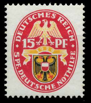 DEUTSCHES REICH 1929 Nr 432 postfrisch 89C676