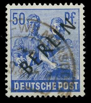 BERLIN 1948 Nr 13 gestempelt 89C672