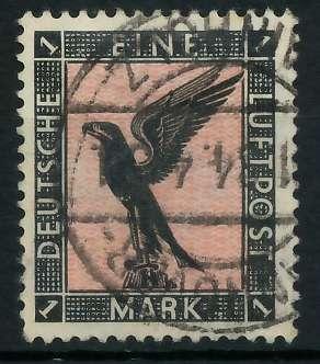 DEUTSCHES REICH 1926 Nr 382 gestempelt 89C67A