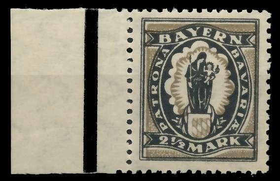BAYERN ABSCHIEDSAUSGABE Nr 190 postfrisch 89049A
