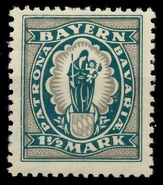 BAYERN ABSCHIEDSAUSGABE Nr 189 postfrisch 89049E