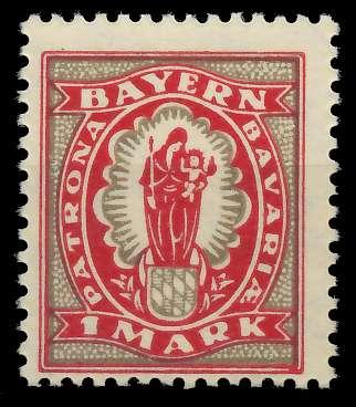 BAYERN ABSCHIEDSAUSGABE Nr 187 postfrisch 8904A2