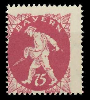 BAYERN ABSCHIEDSAUSGABE Nr 186 postfrisch 8904A6