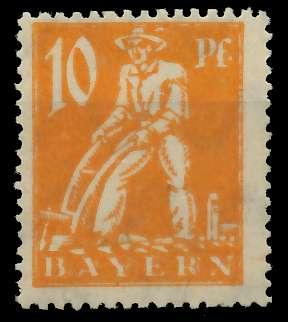 BAYERN ABSCHIEDSAUSGABE Nr 179 postfrisch 8904AA