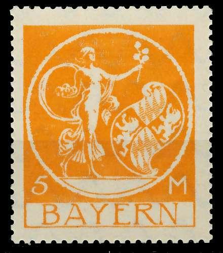 BAYERN ABSCHIEDSAUSGABE Nr 193 postfrisch 8904B2