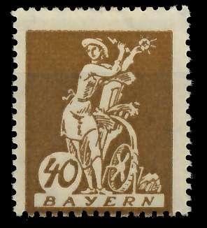 BAYERN ABSCHIEDSAUSGABE Nr 183 postfrisch 8904BE