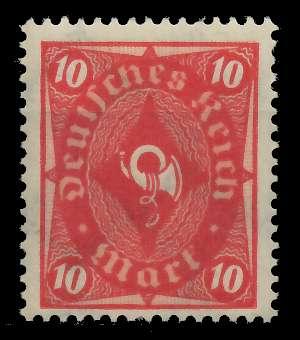 DEUTSCHES REICH 1922 INFLATION Nr 206 postfrisch 89C722