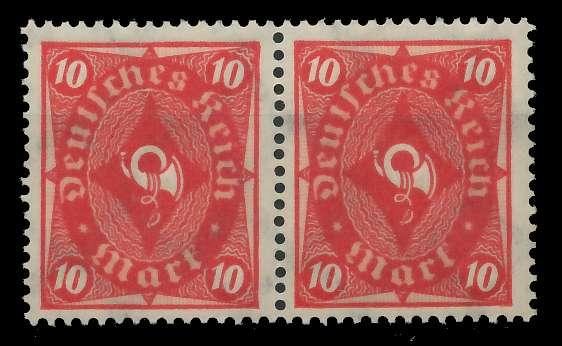 DEUTSCHES REICH 1922 INFLATION Nr 206 postfrisch WAAGR 89C726