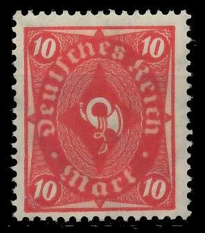 DEUTSCHES REICH 1922 INFLATION Nr 206 postfrisch 89C72A