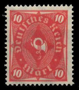 DEUTSCHES REICH 1922 INFLATION Nr 206 postfrisch 89C72E