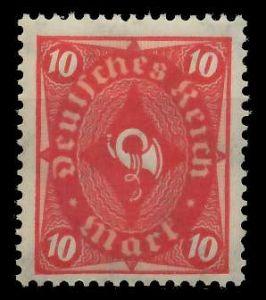 DEUTSCHES REICH 1922 INFLATION Nr 206 postfrisch 89C732