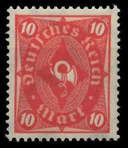 DEUTSCHES REICH 1922 INFLATION Nr 206 postfrisch 89C73A