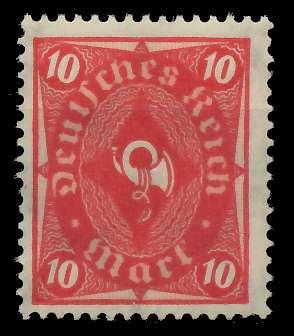 DEUTSCHES REICH 1922 INFLATION Nr 206 postfrisch 89C73E