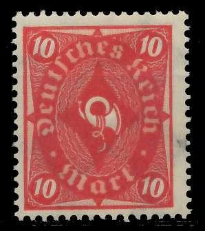 DEUTSCHES REICH 1922 INFLATION Nr 206 postfrisch 89C742