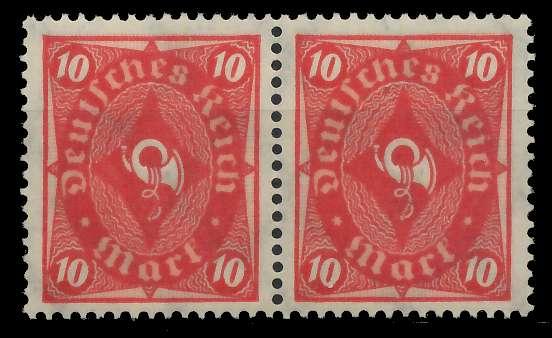 DEUTSCHES REICH 1922 INFLATION Nr 206 postfrisch WAAGR 89C746 0