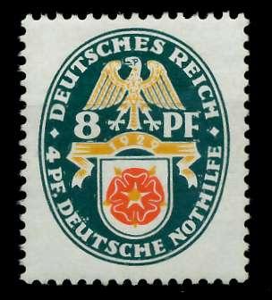 DEUTSCHES REICH 1929 Nr 431 ungebraucht 89C78E