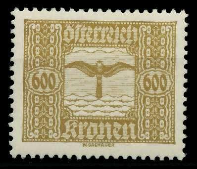 ÖSTERREICH 1922 Nr 427 ungebraucht 89C826
