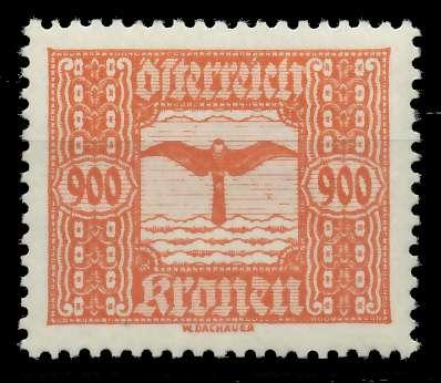 ÖSTERREICH 1922 Nr 428 ungebraucht 89C836