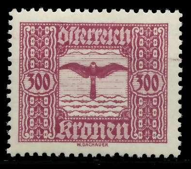 ÖSTERREICH 1922 Nr 425 ungebraucht 89C84E