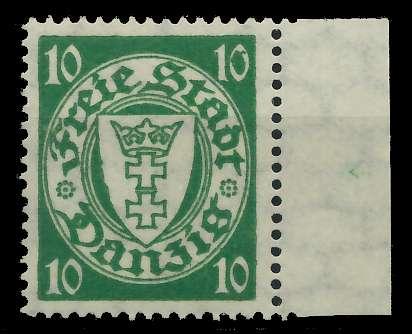 DANZIG 1924 Nr 193xb postfrisch 89C8C2