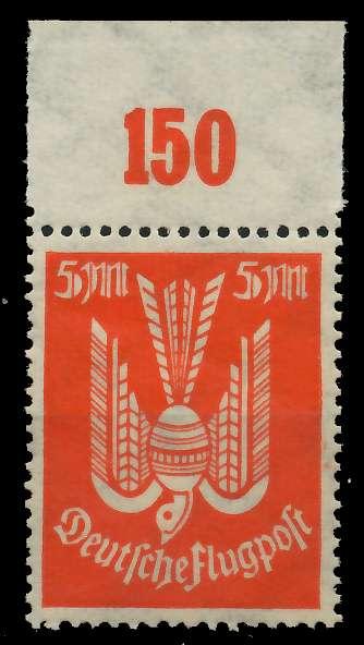 DEUTSCHES REICH 1923 INFLATION Nr 263 P OR postfrisch O 8A6B7E