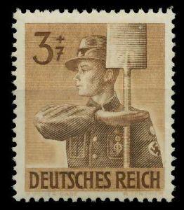 DEUTSCHES REICH 1943 Nr 850 postfrisch 8B052A