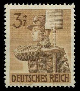 DEUTSCHES REICH 1943 Nr 850 postfrisch 8B0526