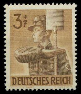 DEUTSCHES REICH 1943 Nr 850 postfrisch 8B052E