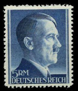 DEUTSCHES REICH 1941 Nr 802A postfrisch 8B0896