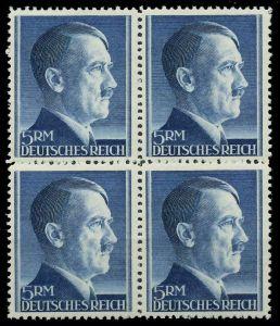 DEUTSCHES REICH 1941 Nr 802A postfrisch VIERERBLOCK 8B08A2