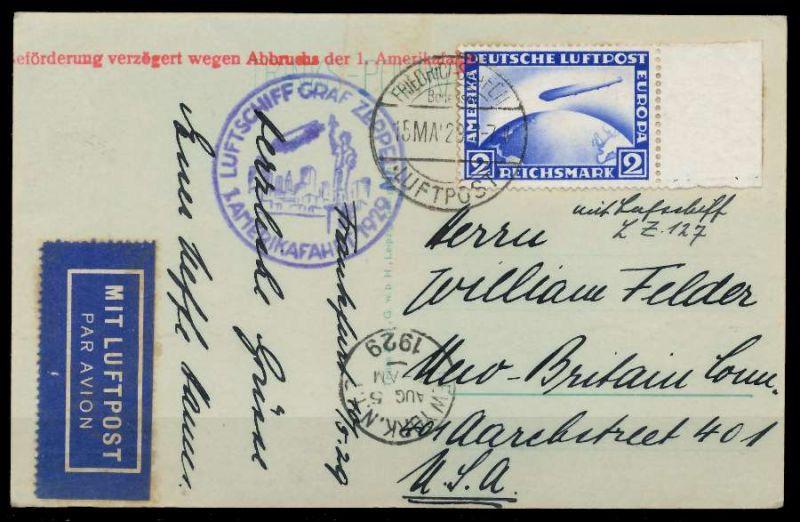 DEUTSCHES REICH 1928 Nr 423 BRIEF EF 8B524A