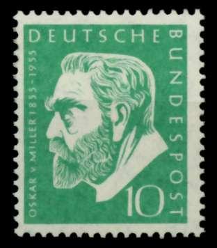 BRD 1955 Nr 209 postfrisch 6EAD3E