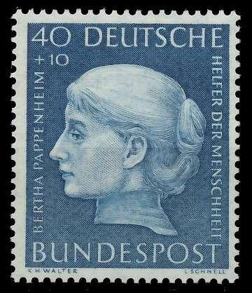 BRD 1954 Nr 203 postfrisch 875D8A