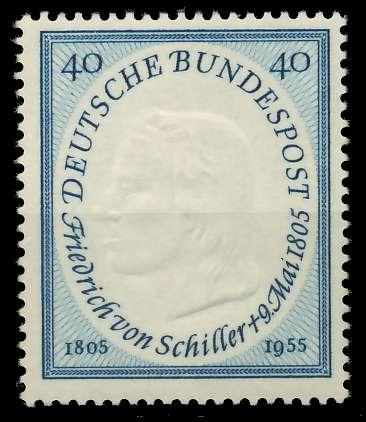 BRD 1955 Nr 210 postfrisch 875DB2