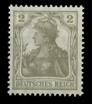 DEUTSCHES REICH 1900 18 GERMANIA Nr 102 postfrisch 8CCA9A