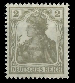 DEUTSCHES REICH 1900 18 GERMANIA Nr 102 postfrisch 8CCA9E