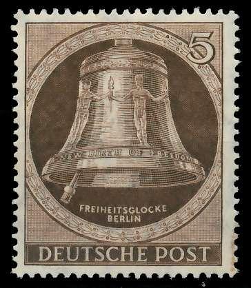 BERLIN 1951 Nr 75 postfrisch 8E294A