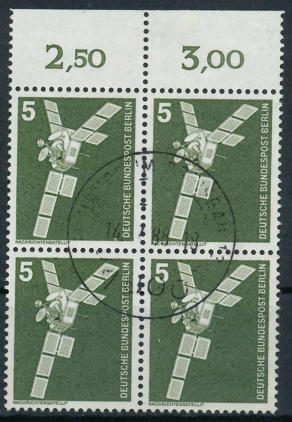 BERLIN DS INDUSTRIE U. TECHNIK Nr 494 zentrisch gestempelt V 900F8A