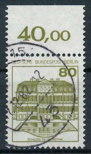 BERLIN DS BURGEN U. SCHLÖSSER Nr 674 gestempelt ORA 900F9A