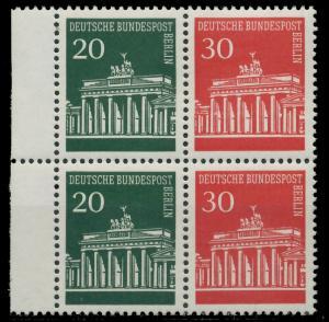 BERLIN HEFTCHENBLATT Nr HB 15 postfrisch 90104A