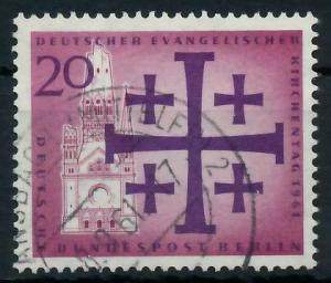 BERLIN 1961 Nr 216 gestempelt 920362