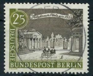 BERLIN 1962 Nr 222 gestempelt 92037E