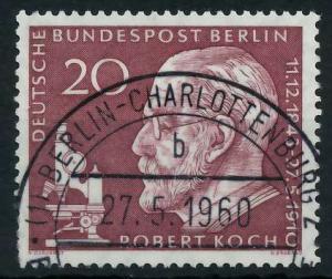 BERLIN 1960 Nr 191 ESST 9203BA