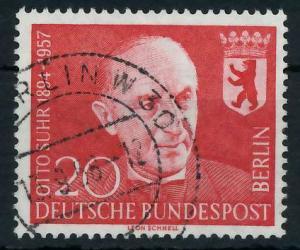 BERLIN 1958 Nr 181 gestempelt 9203C6