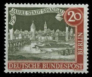 BERLIN 1957 Nr 159x postfrisch 9203FE