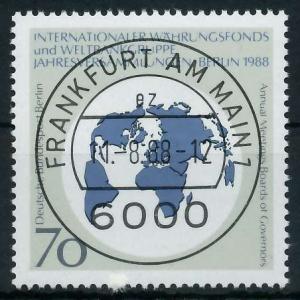 BERLIN 1988 Nr 817 zentrisch gestempelt 9205BA