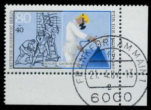 BERLIN 1987 Nr 783 zentrisch gestempelt FORMNUMMER 2 9205CA
