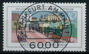 BERLIN 1988 Nr 822 zentrisch gestempelt 9205C2