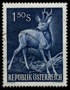 ÖSTERREICH 1959 Nr 1063 gestempelt 7F7FE6