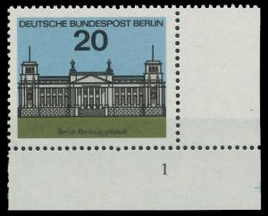 BERLIN 1964 Nr 236 postfrisch FORMNUMMER 1 9206A2